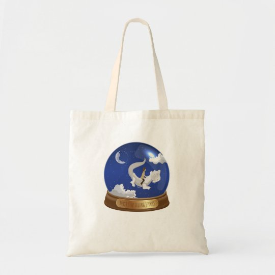 Bolsa Tote Never Stop Telling Stories