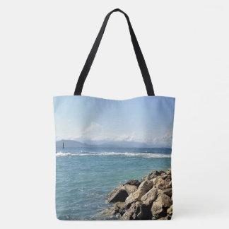 Bolsa Tote No. 2 do Seascape de Labadie