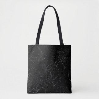 Bolsa Tote Noir aumentou