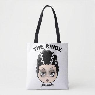 Bolsa Tote Noiva famosa engraçada
