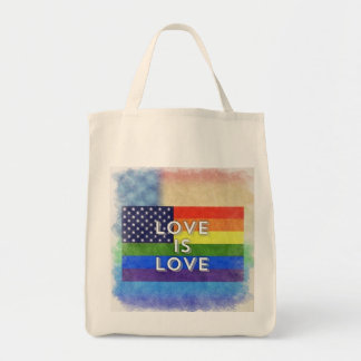 Bolsa Tote O amor é amor
