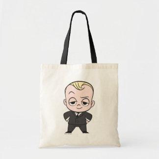 Bolsa Tote O bebê do chefe | eu não sou nenhum bebê ordinário