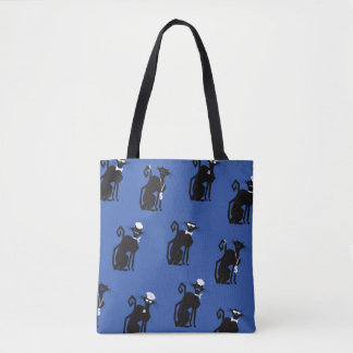 Bolsa Tote O bolsa, gato profissional