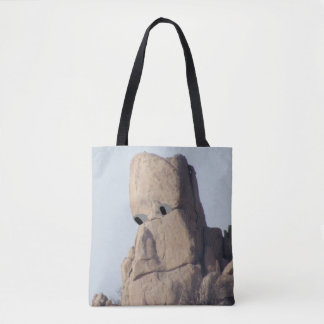 Bolsa Tote O Boulder com um saco da cara