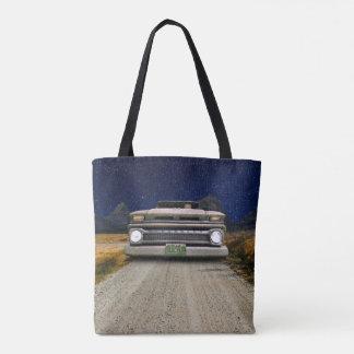 Bolsa Tote O camionete velho de Colorado brindou o saco dos