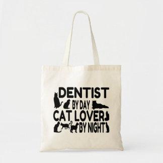 Bolsa Tote O dentista ama gatos