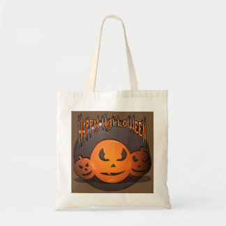 Bolsa Tote O Dia das Bruxas feliz