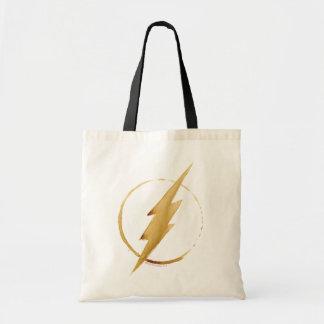Bolsa Tote O emblema | amarelo instantâneo da caixa