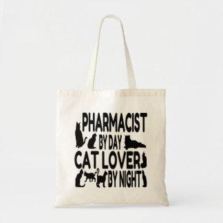 Bolsa Tote O farmacêutico ama gatos