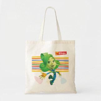 Bolsa Tote O Fixies | Verda alegre