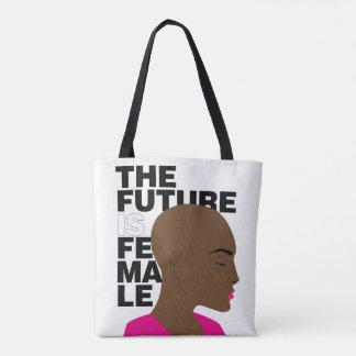 Bolsa Tote O futuro é fêmea