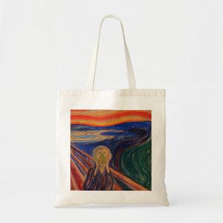 Bolsa Tote O gritar por Edvard Munch