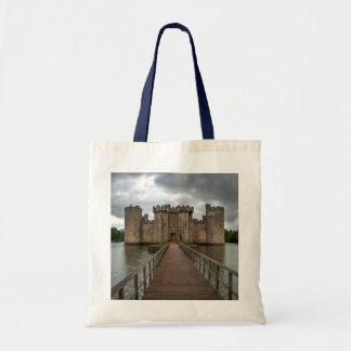 Bolsa Tote O inglês histórico fortifica o castelo Sussex de