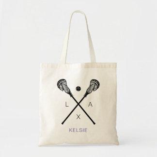 Bolsa Tote O Lacrosse das mulheres cola RELAXADO