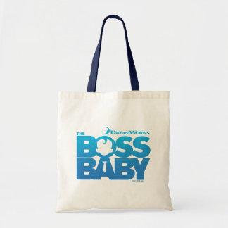 Bolsa Tote O logotipo do bebê do chefe