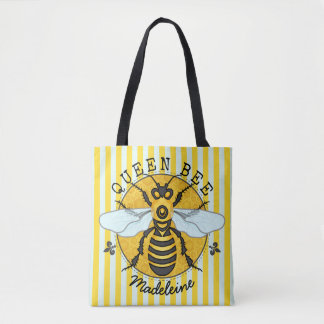 Bolsa Tote O mel da abelha de rainha do zangão da abelha