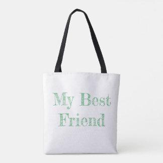 Bolsa Tote O melhor amigo para a melhor atividade