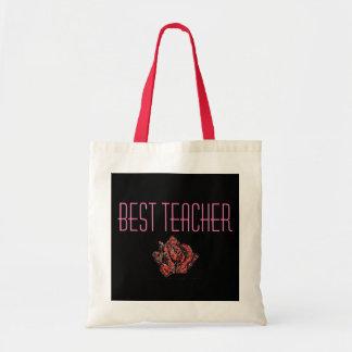 Bolsa Tote O melhor professor