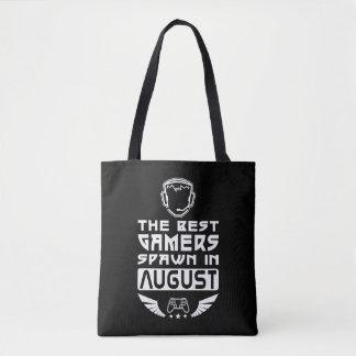 Bolsa Tote O melhor Spawn dos Gamers em agosto