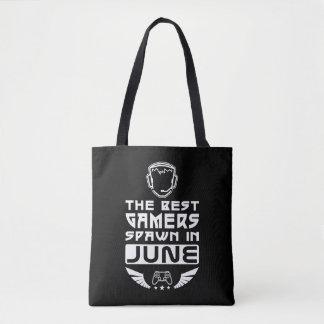 Bolsa Tote O melhor Spawn dos Gamers em junho