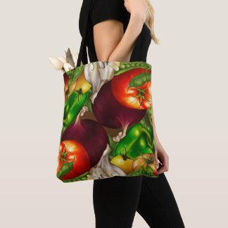 Bolsa Tote O mercado do fazendeiro do alimento biológico dos