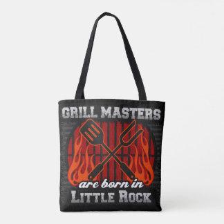 Bolsa Tote O mestrado da grade é nascido em Little Rock