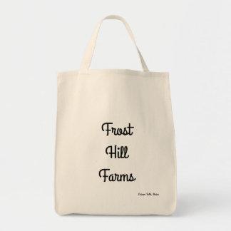 Bolsa Tote O monte de Frost cultiva a sacola do mercado do