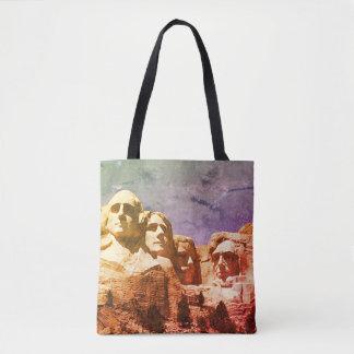 Bolsa Tote O Monte Rushmore 1974