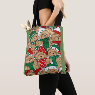 Bolsa Tote O Natal carrega a sacola