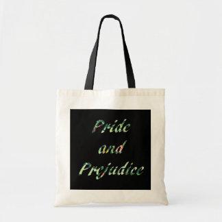 Bolsa Tote O orgulho e o preconceito de Jane Austen