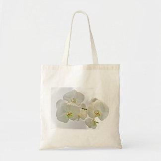 Bolsa Tote O partido da orquídea personaliza destinos do