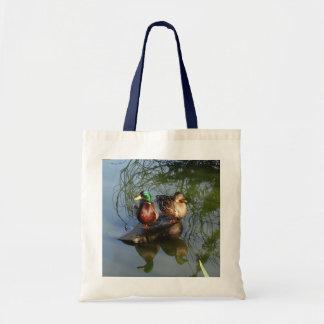 Bolsa Tote O pato selvagem Ducks #2