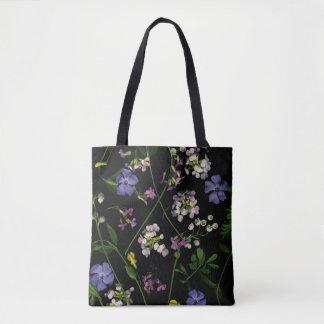 Bolsa Tote O primavera floresce a sacola