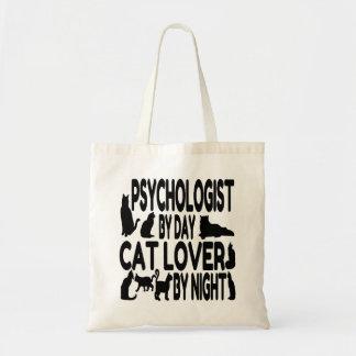 Bolsa Tote O psicólogo ama gatos