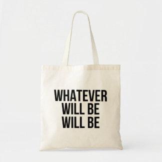 Bolsa Tote O que quer que será