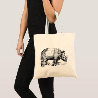 Bolsa Tote O rinoceronte