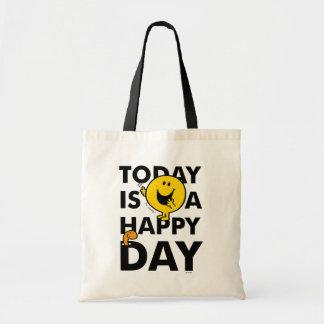Bolsa Tote O Sr. Feliz | é hoje um dia feliz