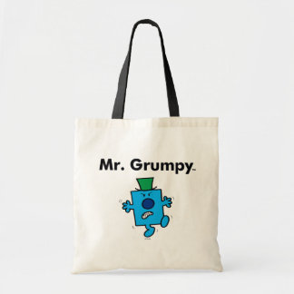 Bolsa Tote O Sr. Mal-humorado do Sr. Homem   é um Grump
