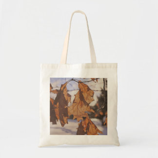 Bolsa Tote O último da sacola do outono