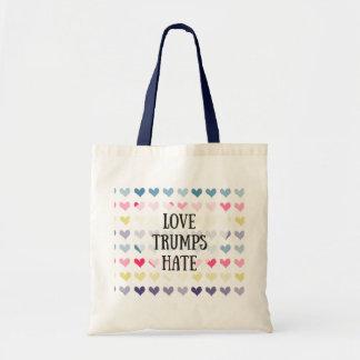 Bolsa Tote Ódio dos trunfos do amor (o bolsa)