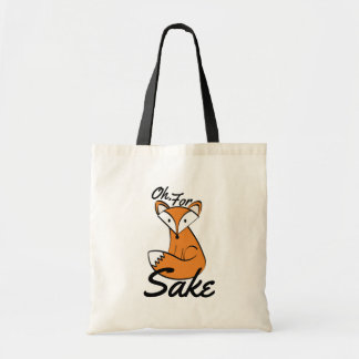 Bolsa Tote Oh, para a sacola da causa do Fox