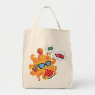 Bolsa Tote Oh! Yeah! é horas de verão