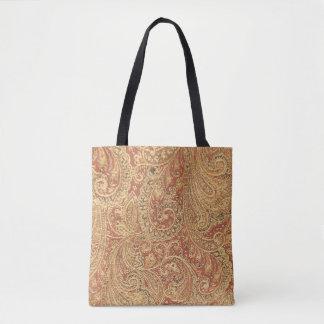 Bolsa Tote Olhar do saco de tapete
