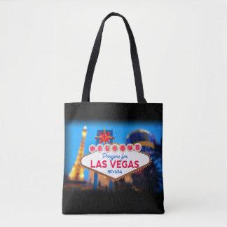 Bolsa Tote Orações para a sacola de Las Vegas