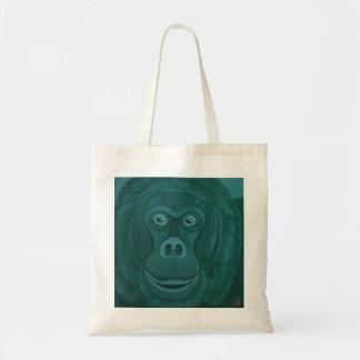 Bolsa Tote Orangotango de Forest Green