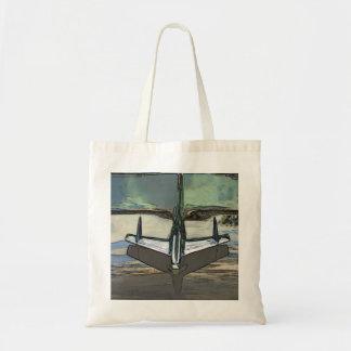 Bolsa Tote Ornamento da capa do carro como uma sacola do