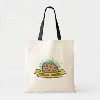 Bolsa Tote Os biscoitos do bebê | do chefe são para Closers!