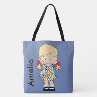 Bolsa Tote Os presentes personalizados de Amelia