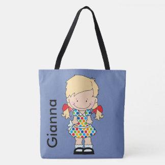 Bolsa Tote Os presentes personalizados de Gianna