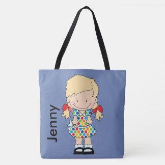 Bolsa Tote Os presentes personalizados de Jenny